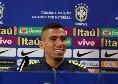 """Esordio Allan col Brasile, il Ct Tite: """"E' stata una piacevole sorpresa! Recettivo e naturale, ecco cosa l'ha aiutato ad integrarsi subito"""""""