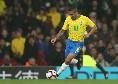 Brasile, Allan convocato per le amichevoli contro Perù e Colombia