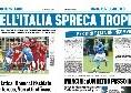 """TuttoSport: """"Bella come il Barça e sprecona, Italia incompiuta! Manca un Messi..."""" E stuzzica Insigne pubblicando la sua foto"""