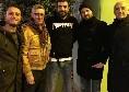Albiol si gode la breve vacanza, il difensore a Londra con l'ex staff del Napoli [FOTO]