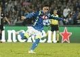 Callejon nel libro dei record azzurri: contro il Cagliari può agguantare il nono posto per presenze