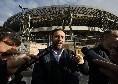 """San Paolo, l'ass. Borriello a CN24: """"Pronti a fare la messa in mora contro il Napoli, finito il tempo del dialogo: è un atto dovuto dopo tante parole"""""""