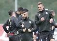 SKY - Undici anti-Cagliari, Milik con Insigne in vantaggio su Mertens! Ballottaggio in difesa, Ospina tra i pali