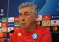 """Ancelotti: """"Non è un match spartiacque, la stagione continuerà con o senza Champions"""""""