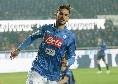Che giocata di Fabian, l'azzurro si libera di Klavan con un tunnel splendido