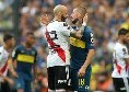 Coppa Libertadores, Boca Juniors-River Plate 1-3: xeneize chiudono in 9 e crollano nei supplementari