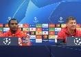 """Stella Rossa, Ben: """"Faremo il massimo contro il PSG, possiamo anche vincere la partita!"""""""