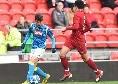 Youth League, Liverpool-Napoli 5-0 (35' Rafael Camacho, 42' Millar, 47' Glatzel, 50' Jones, 86' Duncan): termina la partita, figuraccia azzurra