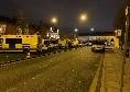 Liverpool-Napoli, la città sta venendo blindata dalle forze dell'ordine locali [FOTO CN24]