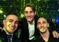 Dreaming Napoli, fratelli Cannavaro scatenati sulle note di Mr Hyde e Sal da Vinci [VIDEO]