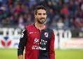 """Cagliari, Faragò: """"Ottima prestazione, ma è una sconfitta che fa molto male. Infortuni? Non attacchiamoci alla sfortuna"""""""