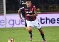 Tegola per il Bologna: si ferma Pulgar, a rischio il match contro il Napoli