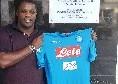 Ex Napoli, Beto non dimentica e mostra ancora con orgoglio la maglia azzurra [FOTO]