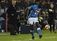 """Koulibaly a Sky: """"Emozione ed orgoglio nell'indossare la fascia da capitano! Questo gruppo è una famiglia, vogliamo vincere qualcosa. Dobbiamo arrivare fino in fondo in Europa League!"""""""