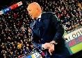 Maran protesta in Cagliari-Napoli, il tecnico recrimina con l'arbitro per non aver prolungato di 30 secondi il recupero [FOTO]