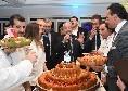 Cena SSC Napoli, nel menu anche varianti per musulmani: 'evitato' un maialino con patate