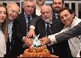 Termina la cena di Natale SSC Napoli, dall'inedito di Anastasio ai balli di Diawara e Malcuit: il riassunto della serata [FOTO&VIDEO]