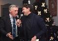 """Cena di Natale SSC Napoli, Ancelotti canta """"Amico"""" di Renato Zero! [VIDEO]"""