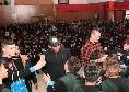 Festa del settore giovanile azzurro, Hamsik, Insigne ed Allan le star! [FOTO]
