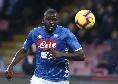"""Squalificato per Napoli-Lazio, Koulibaly carica i compagni sui social: """"Match importantissimo, forza ragazzi"""" [FOTO]"""