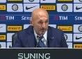 """Inter, Spalletti: """"Vogliamo riprendere il Napoli, ha sempre fatto meglio nelle ultime stagioni"""""""