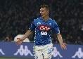 """Gazzetta su Milik: """"Vuole arrivare a 20 gol, è grazie a lui se il Napoli è a -9 dalla Juve! Pronta la sfida a Immobile"""""""