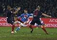 Repubblica -  Buone notizie per Ancelotti: Mertens in campo domani sera contro la Lazio