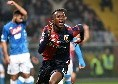 """Genoa, Kouamé: """"Esultanza come Drogba contro il Napoli? Era la settimana del suo addio, è un idolo"""""""