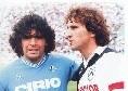 """L'inchino di Zico: """"Maradona era sempre in prima fila se c'era da dare una mano"""""""