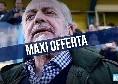 Calciomercato Napoli, due titolarissimi lasciano Napoli per sempre: incasso enorme per ADL
