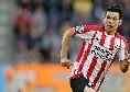 The Sun - Affare Lozano, il Manchester United fa sul serio: rischio asta oltre i 40 milioni per il Napoli