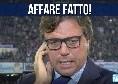"""Calciomercato Napoli, Giuntoli annuncia un affare: """"E' fatta!"""""""