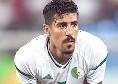 """Bounedjah vince il Pallone d'Oro algerino, Ghoulam: """"Congratulazioni, ampiamente meritato!"""""""