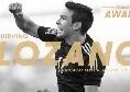 Concacaf 2018, l'obiettivo azzurro Lozano è stato eletto miglior calciatore [FOTO]