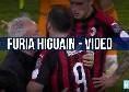 Supercoppa Italia, Higuain è una furia: rosso al Milan e tante decisioni dubbie [VIDEO]