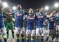 CorSport - Albiol supera la tendinite, lo spagnolo torna in difesa. Mertens recupera dopo il problema alla caviglia