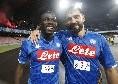 Sportitalia - Koulibaly intoccabile per De Laurentiis, può partire Albiol. Barella-Napoli, discorso legato ad Allan