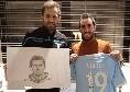 ESCLUSIVA - Super accoglienza per la Lazio a Napoli, Lulic riceve un meraviglioso regalo