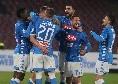 Napoli-Lazio, le pagelle: Milik vellutato e potente, Meret diventa...Muret! Fabián elegante, Malcuit concreto. Callejon, un sì dopo...1234 minuti