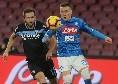 """Zielinski in mixed: """"Testa al Milan, a San Siro i rossoneri vorranno far bene! Oggi mi sentivo bene. I pali? E' solo sfortuna"""" [VIDEO CN24]"""