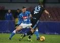 """Everton, Jacomuzzi: """"Fabiàn mi ha sorpreso, Milik è finito sul mio taccuino! Contro la Lazio il miglior Napoli della stagione"""""""