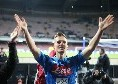 Repubblica - Napoli, sofferenza contro la Lazio: tre pali e due gol, la sbloccano Callejon e Milik