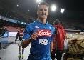 Corriere della Sera - Prova di forza del Napoli contro la Lazio: quattro pali ma con i gol di Callejon e Milik