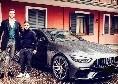 Insigne e l'amore per le auto: arriva un nuovo acquisto da 150mila euro [FOTO]