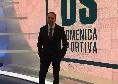 Questa sera torna Ciro Venerato a 'La Domenica Sportiva Estate': novità sul dopo Albiol e sul mercato in attacco