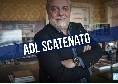 Calciomercato Napoli, ADL può chiudere un colpo a sorpresa dalla Roma!
