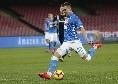 Napoli-Torino, al 32' sono 6 le azioni da goal sprecate da Milik: l'ultima è su assist pregevole di Fabiàn