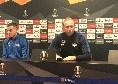 Ludovic Magnin in conferenza stampa in diretta: seguila su Calcio Napoli 24 Tv e CalcioNapoli24.it