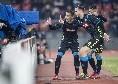 Europa League, il risultato dell'andata fa sorridere il Napoli: ci sono due dati statistici che lo dimostrano