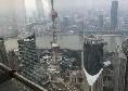 Nuova vita per Marek Hamsik, eccolo al Gran Hyatt di Shangai [FOTO]